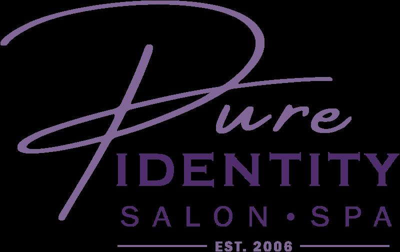 Pure Identity Salon & Spa Logo